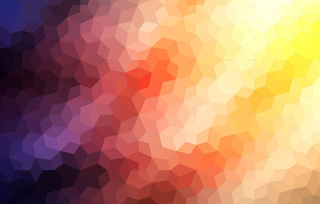 two dimensional: Two dimensional mosaic colorful background for web