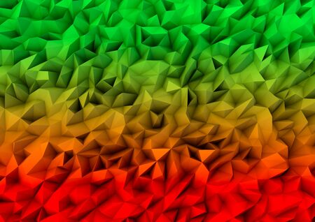 designe: abstract background consisting of triangles for your designe Stock Photo