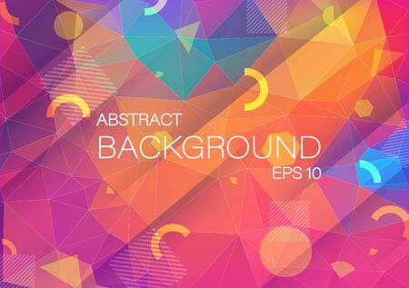 Futuristic background abstract, great design for any purposes. Illustration