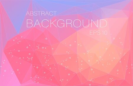 Flat simple abstract gradient background for web design Ilustracja
