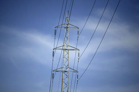 pylon. photo