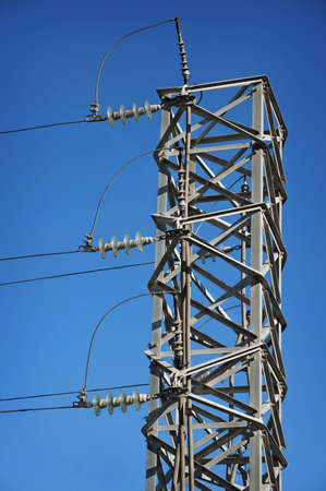 Tower of high tension  photo