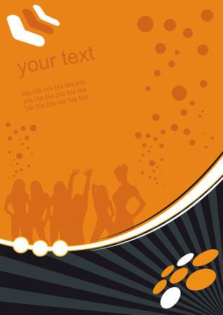 textfield: club background