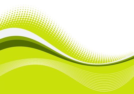 textfield: green retro background