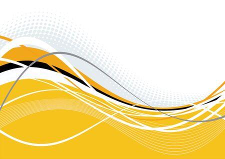 textfield: orange vector chaos