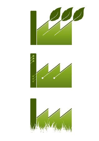 green company Stock Vector - 3473649