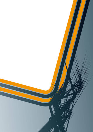 retro background element Vector