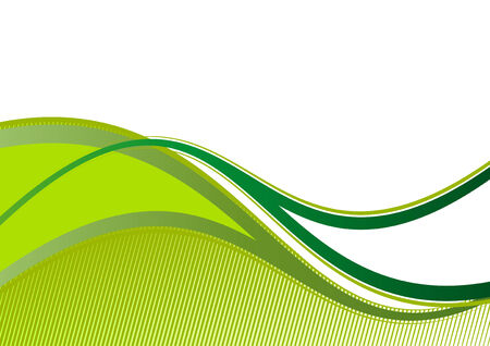 dynamic green wave Vector