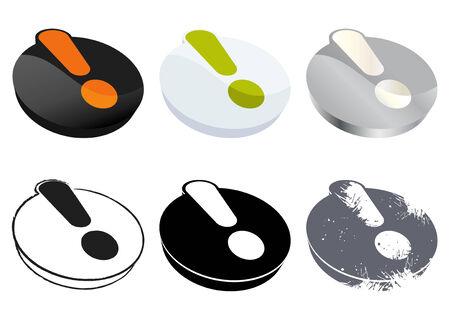 modern logo collection Vector