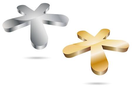 modern star logo Stock Vector - 4473814