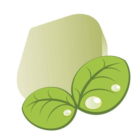 modern nature logo Stock Vector - 4712361