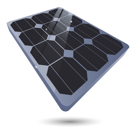 solar equipment: s�mbolo de c�lulas solares