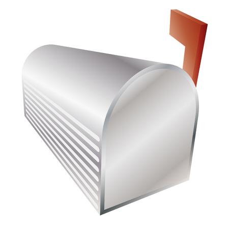 vector postbox Stock Vector - 4825177