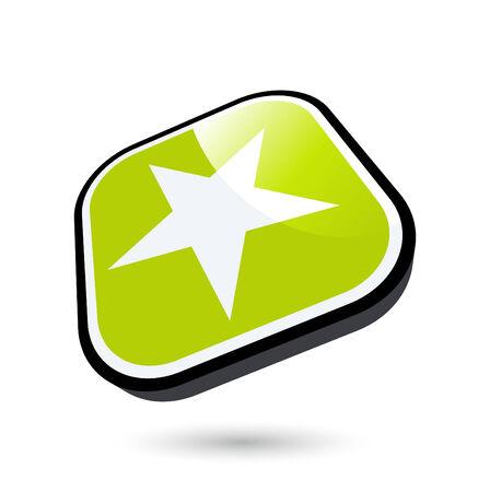 star logo: modern star logo