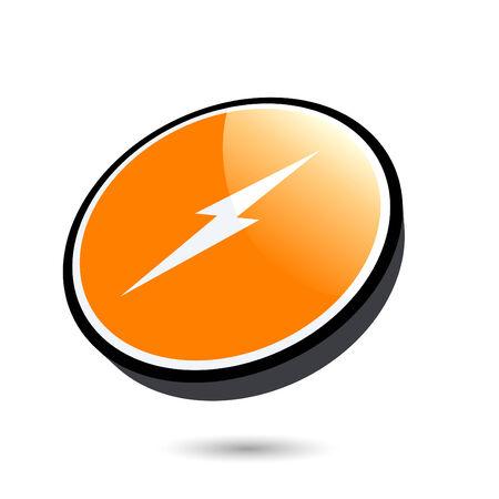 modern energy button