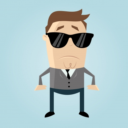 cool guy: secret agent