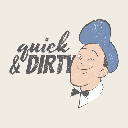 quick: quick and dirty service