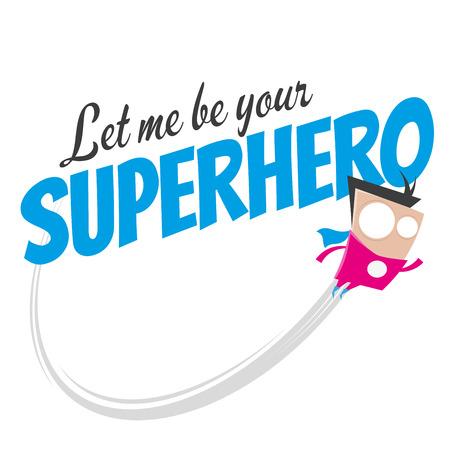 mighty: funny cartoon superhero