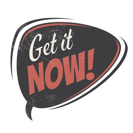 it: get it now