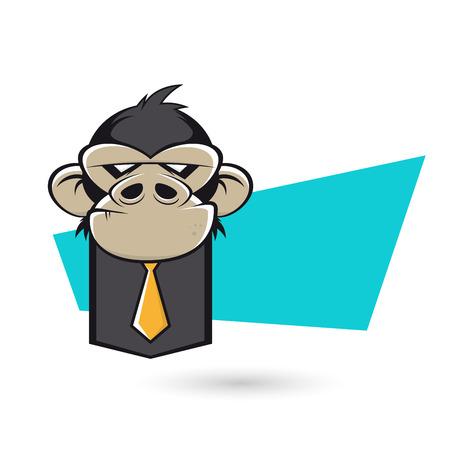 ape: angry business ape