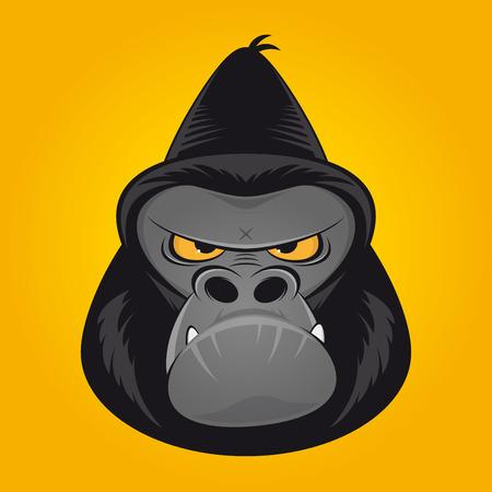 ape: angry ape gorilla