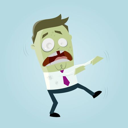 cursed: funny business zombie you