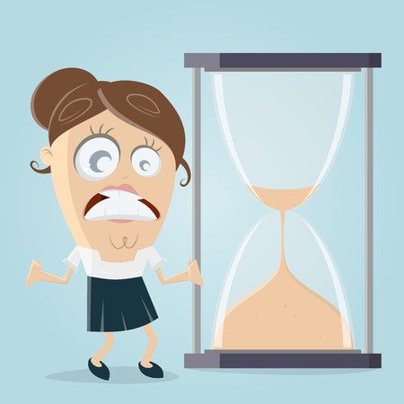 time is running out hourglass clipart