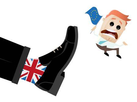 insecurity: brexit Great Britain EU exit