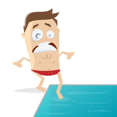 clipart di prova di tipi di acqua fredda