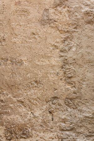 Exterior, wall, masonry, pattern, nature, horizontal format, stone, stone wall, stone structure, structure, texture, wall, detail, orange, rough