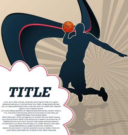 canestro basket: Lo sport modello Poster basket