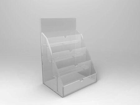 card holder: Business Card Holder 3D Render