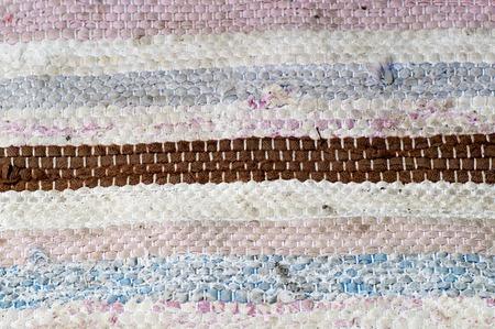 grey rug: Close up shot of used carpet pattern