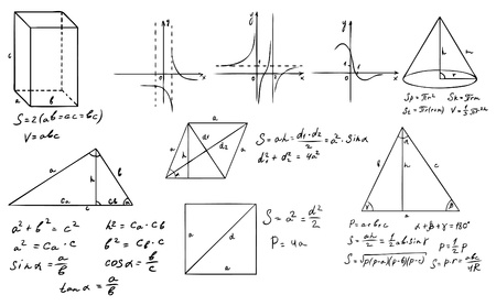 computation: mathematics and geometry vector set