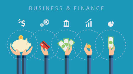finance background: business and finance background