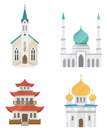 IGLESIA: Conjunto Iglesia Vectores