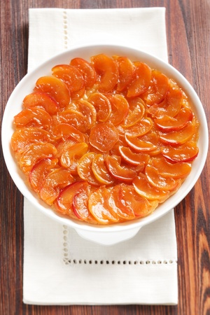 Tarte Tatin , Upside-down Apple Tart photo