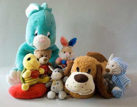 おもちゃ - 陽気な家族