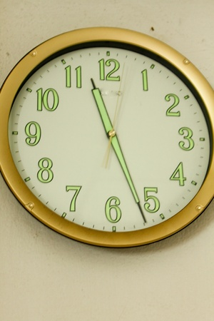 clock Stock Photo - 13510736