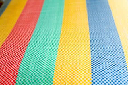 colorful pattern on bag Stock Photo - 13654101