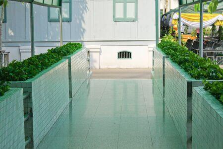 walkway  photo