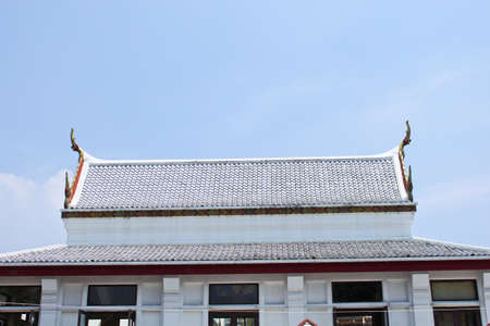 Roof temple, photo