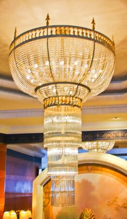 luxuary ceiling lamp Stock Photo - 14010831