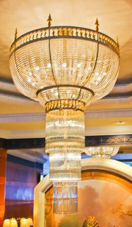 luxuary ceiling lamp Stock Photo - 14010831