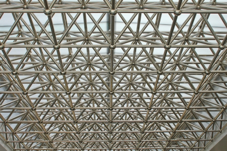 stainless roof pattern