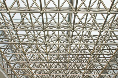 stainless truss structure photo
