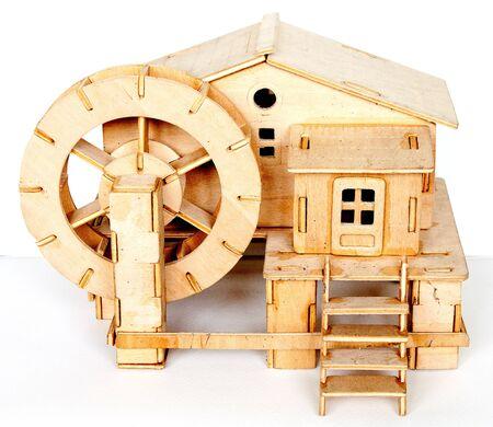 wood house model Stock Photo - 15222671