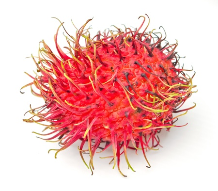 red rambutan Stock Photo - 15358368