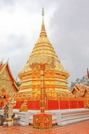 famous golden pagoda