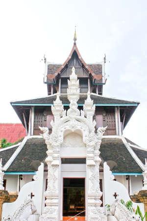 monk s hous in temple